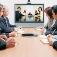 Seul le chinois Huawei a vu ses revenus progresser au T3 sur le marché mondial de la vidéoconférence. Crédit photo : D.R.