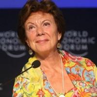 Neelie Kroes, la vice présidente de la Commission Européenne, veut soutenir les entrepreneurs de l'IT (crédit : Mike-Kerkhoven)