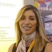 Vonny Allaman, directrice commerciale de Symantec  France