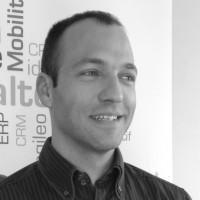 Jérémy Grégoire, directeur marketing de Divalto.
