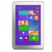 Dotée d'une puce Intel Atom quad-core et équipée de Windows 8.1, la tablette Encore 2 de 10 pouces sera proposée à 269 $ HT à partir de début juillet. (crédit : D.R.)
