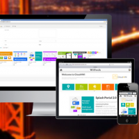 La plateforme cloud de Cloud4Wi permet de gérer et de monétiser les réseaux Wifi.