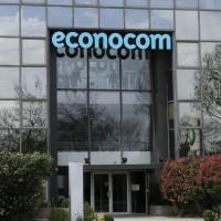 Le chiffre d'affaires d'Econocom s'est apprécié de 23% au premier semestre. (crédit photo : DR)