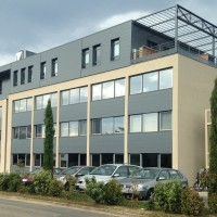 Infotel Lyon a troqué son local commercial de 15m² contre un nouveau bâtiment de 260m².