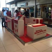 Principalement installées dans des centres commerciaux, des boutiques Save My Smartphone devraient fleurir dans toute la France en 2015.