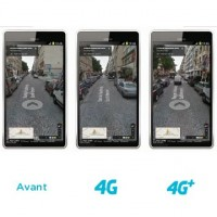 Bouygues Télécom, qui dispose de la meilleure couverture 4G en France, promeut maintenant la 4G+, plus rapide.