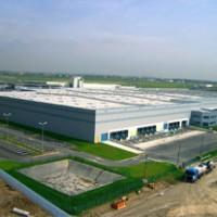 Le site logistique d'ALSO France basé à Bonneuil-en-France. Crédit photo : D.R.