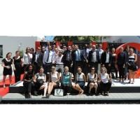La force de vente de Netcom Group en séminaire à Ibiza. Crédéit photo : D.R.