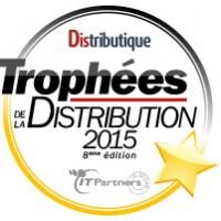 Trophées de la Distribution 2015  : découvrez les noms des gagnants