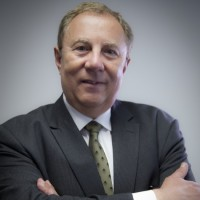 Thierry Cossavella, le PDG d'Athena Global Services, a présenté