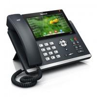 Le SIP-T48G est le dernier des téléphones SIP de Yealink.