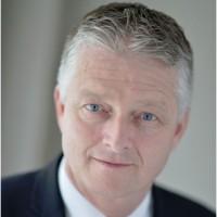 Vincent Paris, 50 ans, nouveau directeur général de Sopra Steria, est entré dans le groupe Sopra à sa sortie de l'Ecole Polytechnique. (crédit : D.R.)