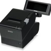 Le bundle comprend un terminal TM-T88V-DT et le logiciel Sage Apicommerce. (DR)