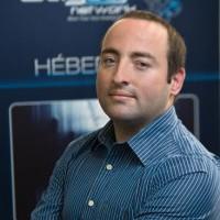 Kevin Polizzi est fondateur et président de Jaguar Network. (Crédit : Jaguar Network)