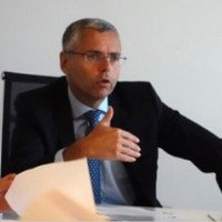 Michel Combes devrait quitter son poste à la direction générale d'Alcatel-Lucent le 15 juillet prochain. (crédit : LMI)