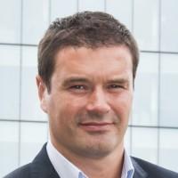 Pierre-Yves Dutang, le directeur de la distribution de la division APC  chez Schneider Electric France.