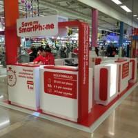 La jeune société installe des comptoirs de réparations au milieu des centres commerciaux. Une formule gagnante qui lui permet de croitre de 20% tous les mois et d'ambitionner une expansion internationale avec sa levée de 15 M€. (Crédit D.R)