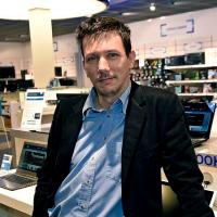 Laurent de la Clergerie va représenter la région Rhône-Alpes Auvergne pour tenter de décrocher le 13 octobre le prix de l'entrepreneur de l'année au niveau national. (crédit : D.R.)
