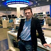 Laurent de la Clergerie, PDG du groupe LDLC, a vendu son premier produit en ligne en 1996. (Crédit D.R)