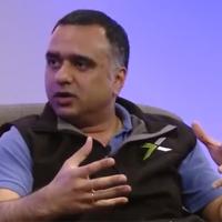Le fondateur et CEO de Nutanix, Dheeraj Pandey, possède 9% des parts de l'entreprise. (Crédit D.R)