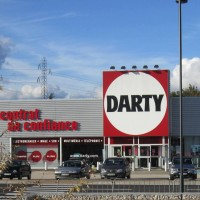 En France, Darty dispose de 400 points de ventes. Crédit photo : D.R.