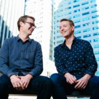 Les confondateurs de Mesosphere, Tobi Knaup (directeur technique) à gauche et Florian Leibert (CEO). crédit : D.R.