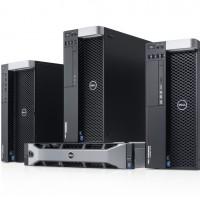 Des stations de travail taillées pour des casques VR grand public, c'est la démarche de Dell qui entend développer dans les entreprises l'usage de ses machines avec les produits Oculus Rift et HTC Vive en attendant l'arrivée de l'Hololens de Microsoft. SGI et d'autres proposent depuis des années des caques VR mais à des tarifs beaucoup plus élevés que les produits Oculus et HTC (700 euros environ). Habituellement certifiées pour les solutions de Dassault Systems, Autodesk ou PTC, les Dell Precision se déclinent aujourd'hui pour les plates-formes VR avec des puces Intel Xeon E5-2600 v4 (jusqu'à 22 cœurs) et des cartes graphiques musclées. AdTech Ad  Les stations de travail Precision Tower 5810, 7810 et 7910 arrivent également avec une capacité de stockage flash de 4 To et 1 To de mémoire DDR4. Cette gamme comprend également un modèle baptisé Rack 7910, qui ressemble à un serveur rack. Certains modèles sont équipés de système à refroidissement liquide pour dissiper plus efficacement la chaleur générée par les principaux composants et éviter de recourir à des ventilateurs bruyant et surdimensionnés. Les casques de VR, Oculus Rift et HTC Vive, ne sont pas livrés en standard avec ces machines de guerre mais les partenaires intégrateurs de Dell pourront bien sûr les ajouter.     La réalité virtuelle est depuis plusieurs années utilisées dans les entreprises et Dell veut accélérer son usage avec les casques Occulus et HTC.  Ces postes de travail sont certifiés « VR ready », ce qui signifie qu'ils répondent aux critères matériels pour créer et modifier des contenus de réalité virtuelle. Dans le cadre de cette certification, les ordinateurs de bureau sont - au minimum - dotés d'une puce quad-core cadencé à 2,5GHz pour créer du contenu pour Oculus Rift, et d'une puce quad-core cadencé à 1,6 GHz pour HTC Vive. Afin de répondre à tous les besoins, ces stations de travail peuvent être équipées au choix de plusieurs cartes graphiques à savoir Nvidia Quadro M6000, Quadro M5000, GT