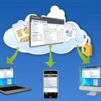 Drop box dispose deux deux offres pour le marché professionnel : Dropbox business et Dropbox Enterprise. Illustration : D.R.