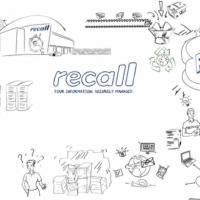 Recall propose une large gamme de solutions allant de la numérisation de documents à la gestion du cycle de vie des documents en passant par le stockage et la sauvegarde cloud. (crédit : D.R.)