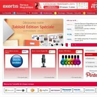 Exertis Banque Magnétique est un des principaux fournisseurs des enseignes du retail en produits d'électronique grand public et informatiques.