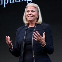 La CEO d'IBM Virginia Rometti doit faire face à une décroissance continue du chiffre d'affaires de l'entreprise depuis 16 trimestres consécutifs. (crédit : D.R.)
