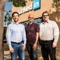 Linkedin se vend à Microsoft