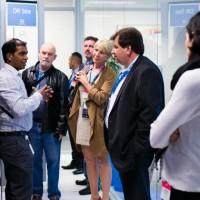 Dans le cadre du renforcement de son programme partenaires, Dell offre une visite avant-ventes dans son Customer Solution Center. (crédit : D.R.)