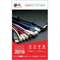 La couvertue de la dernière édition du catalogue de CUC Exertis Connect. Crédit photo : D.R.
