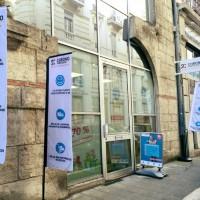 La boutique de Chrono Cartouche à Grenoble. Crédit photo : D.R.