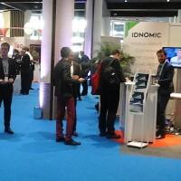 L'espace Hexatrust à l'entrée des Assises de la sécurité montre l'importance prise par les PME françaises