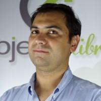 Christophe Sauthier, dirigeant d'Objectif Libre :