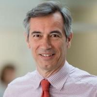 Pour Godefroy de Bentzmann, président de Syntec Numérique, l'informatique reste de très loin le secteur de l'économie qui emploie proportionnellement le plus de cadres. Crédit : D.R.