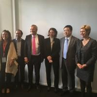 Les dirigeants de SCC, Huawei, et Arrow s'étaient donnés rendez-vous à l'événement Eco-Connect du fournisseur chinois pour annoncer un vaste partenariat.