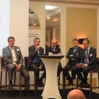 La table ronde « Marchés Publics : y a-t-il encore une place pour les PME » organisé lors des rencontres EBEN a donné lieu à des échanges soutenus