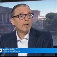 L'amendement du député du Cher Yann Galut sur la taxe Google a été adopté par la commission des Finances de l'Assemblée nationale. (crédit : D.R.)
