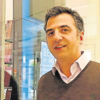 Edouard Riche a fondé Dailyled en 2013 à Vannes pour proposer un service de gestion de l'affichage dynamique.