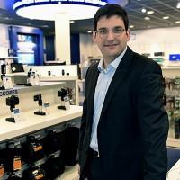 Olivier De La Clergerie, CEO de LDLC assure que le marché BtoB connait une plus forte croissance que le marché BtoC.