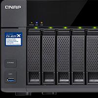 Le NAS Qnap TS-831X est disponible à partir de 609 € HT.