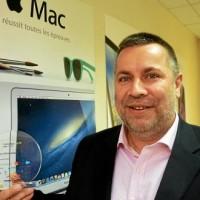 Laurent Congard, président et fondateur de Symbiose, a été récompensé dans le cadre du classement Technology Fast 50 de Deloitte pour les performances de son entreprise.