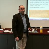 Francois-Remy Monnier vice-président en charge de la zone EMEA nous a indiqué que des POC HydraStor 5 sont en cours en France. (crédit : D.R.)