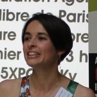 Claire Gayan dirige l'agence parisienne d'Objectif Libre.