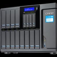 Le NAS TS-1685 de Qnap embarque un processeur Xeon et jusqu'à 128 Go de RAM pour du stockage à haute performance.