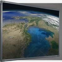 L'ActivBoard Touch de Promethean associe une surface interactive multitactile et une surface effaçable à sec.