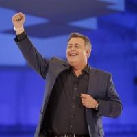 Dion Weisler, CEO de HP Inc :